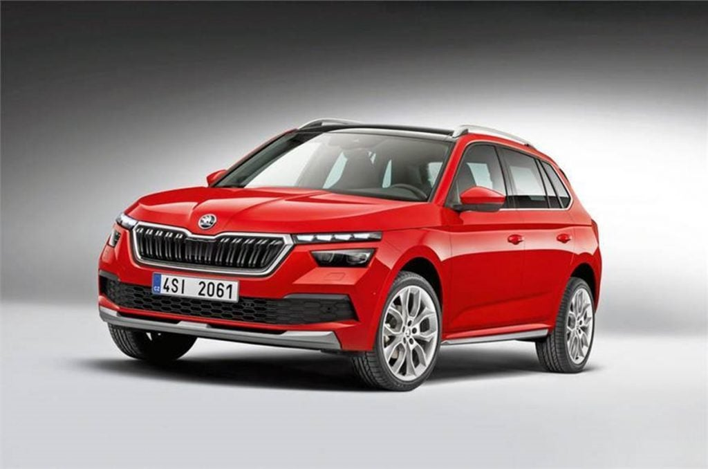 Skoda Mid-Size SUV to launch in India in Q2 of 2021