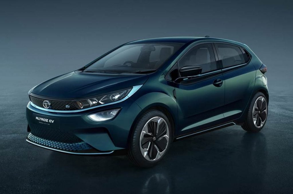 We also hope to see the Altroz EV at the 2020 Auto Expo