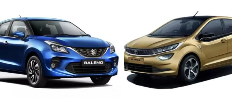 Tata Altroz Vs Maruti Suzuki Baleno – Specifications Comparison