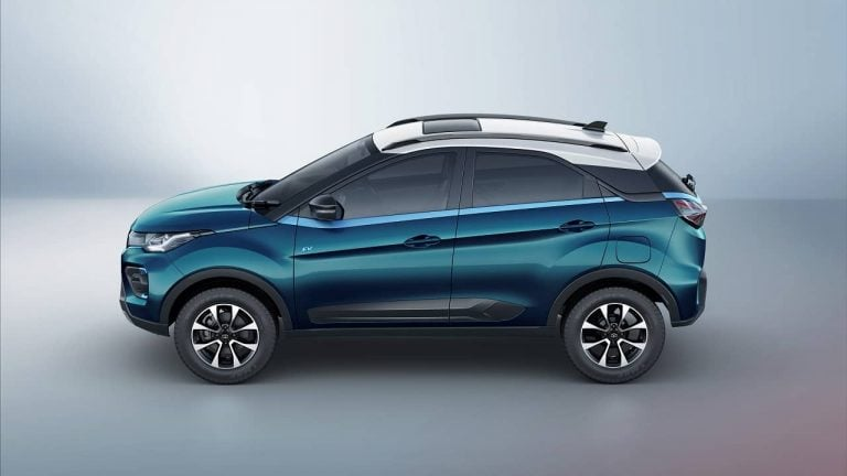 BS6 Tata Nexon Facelift Launch On January 22 With Tata Altroz