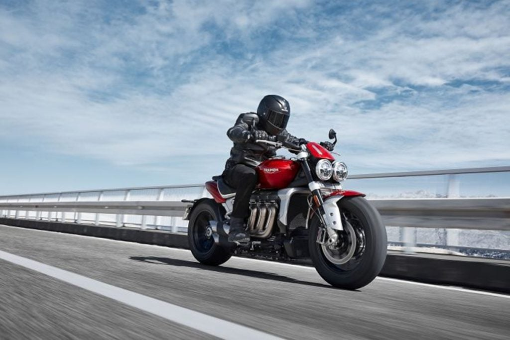 Triumph has launched the Rocket 3 in India for Rs. 18 lakhs, ex-showroom.