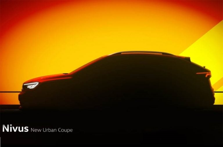 Volkswagen Teases New Polo-based Compact SUV Called Nivus!