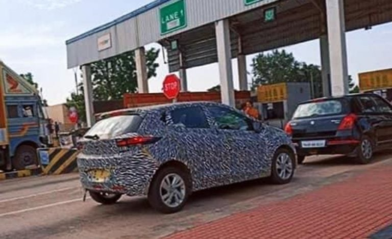 New Spy Shots of the Tata Altroz EV have Surfaced!