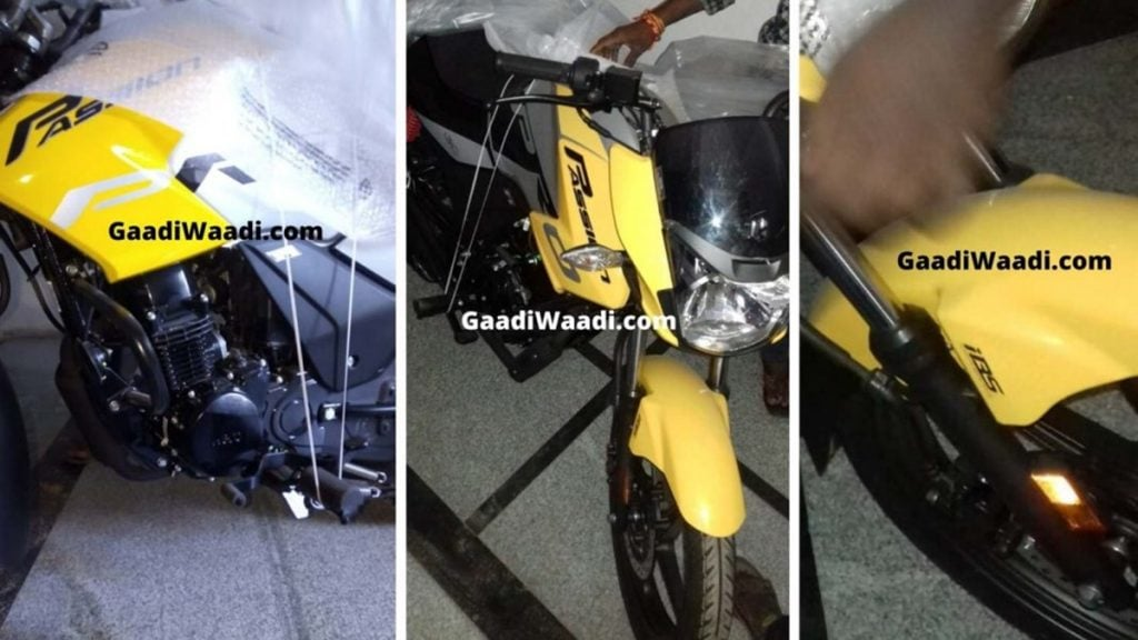 2020 Hero Passion Pro BS6 spotted undisguised