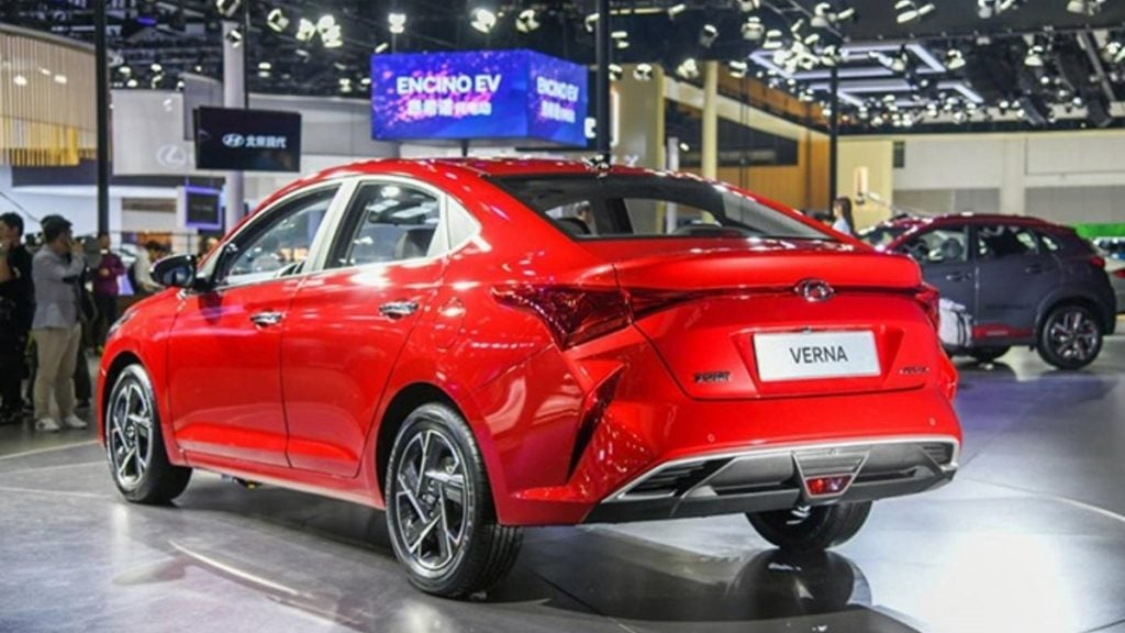 The Verna facelift will see its market launch in around April 2020