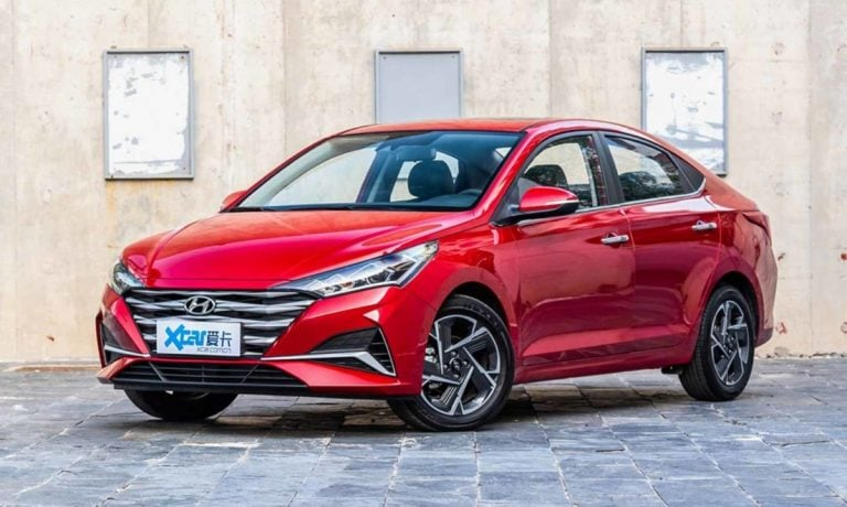 Hyundai Will Showcase the 2020 Verna Facelift at the 2020 Auto Expo