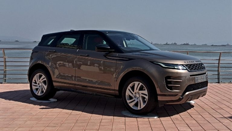 2020 Range Rover Evoque Launched; Price Starts from Rs. 54.94 Lakhs