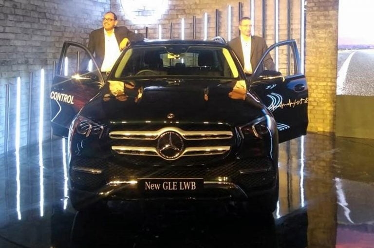 2020 Mercedes Benz GLE Launched in India; Priced from Rs 73.70 Lakhs