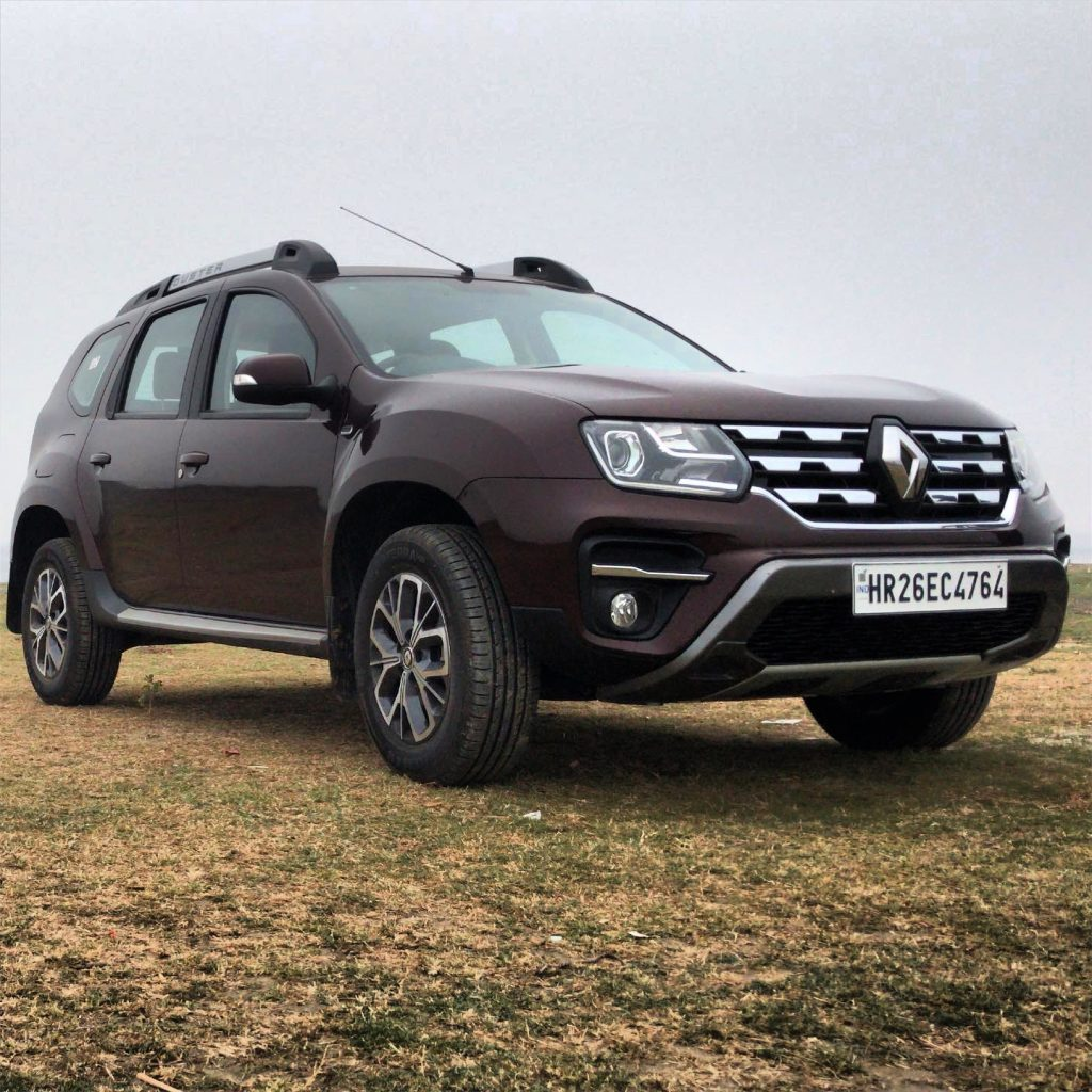 Renault Duster Price