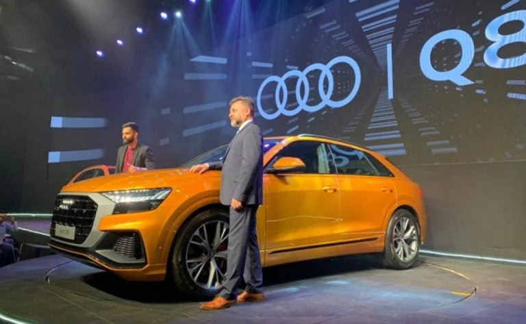 Audi Has Launched The Q8 in India For a Price of Rs. 1.33 Crores