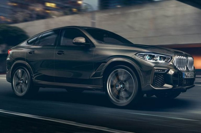 BMW Opens Bookings for New X6 in India; Launch to Happen Soon!