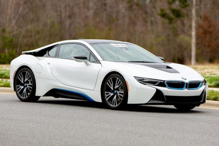 BMW i8 Comes to the End of its Lifecycle in April 2020