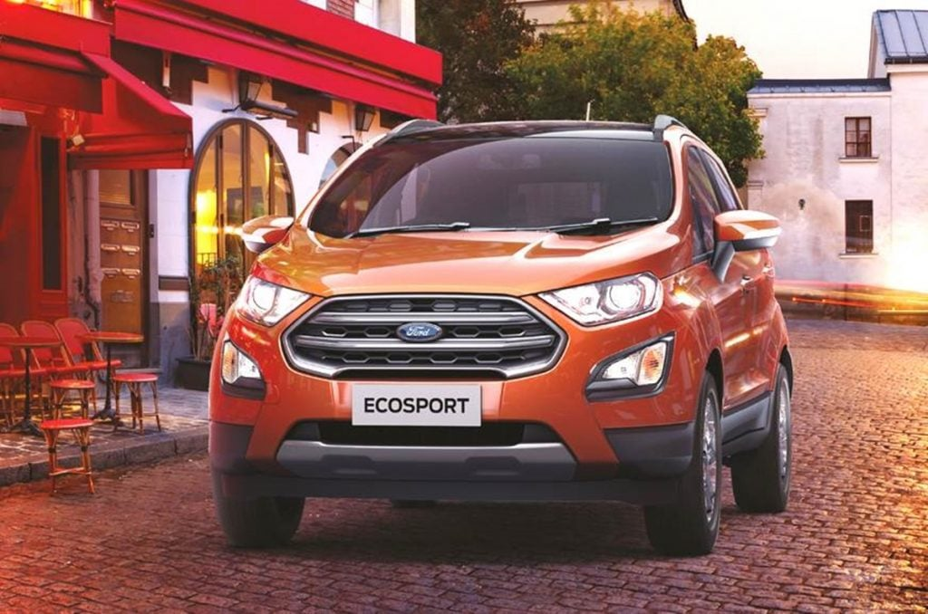 The Ford Ecosport has now completed seven years in the Indian market.
