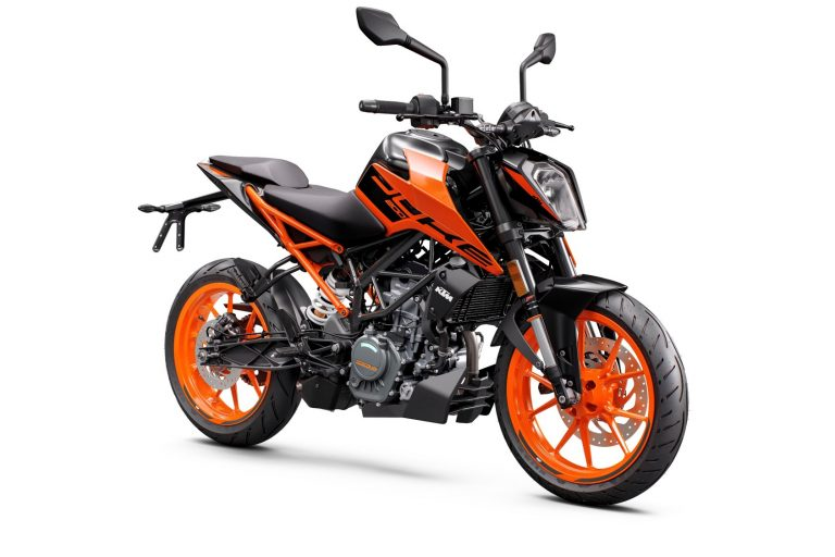 BS6 KTM Motorcycles Launched; Complete Price List Revealed