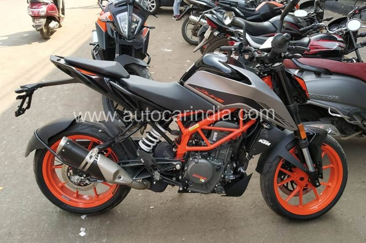 Bs6 Ktm Duke 390 Price Leaked To Be Rs 2 52 Lakhs Ex Showroom