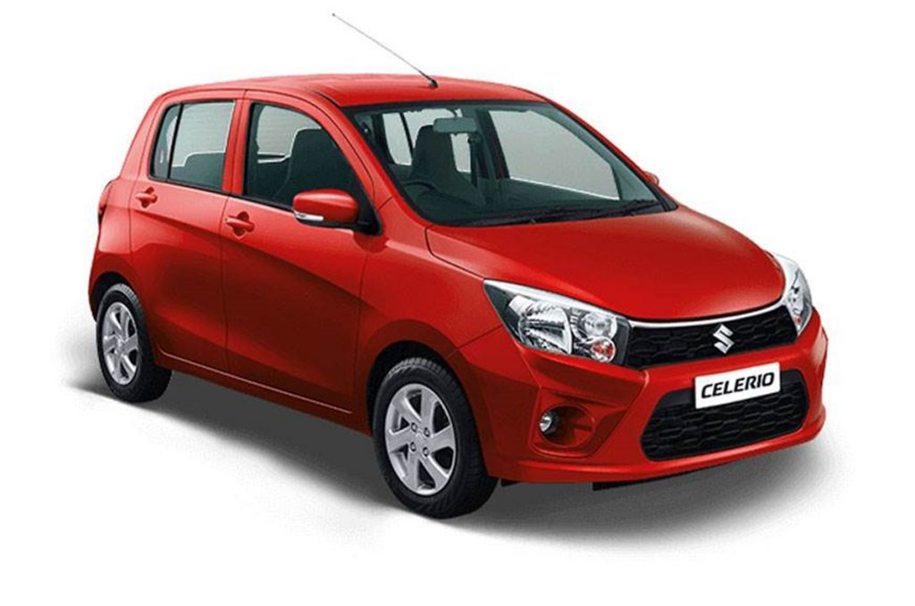 BS6 compliant Maruti Suzuki Celerio launched for a starting price of Rs. 4.41 lakhs