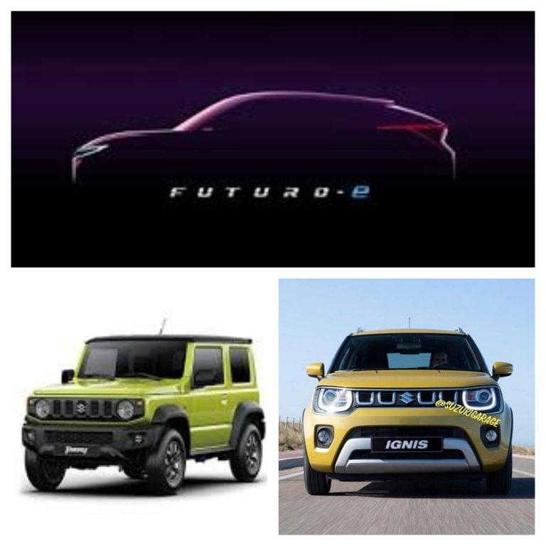 Maruti Suzuki To Display 17 Cars at the 2020 Auto Expo