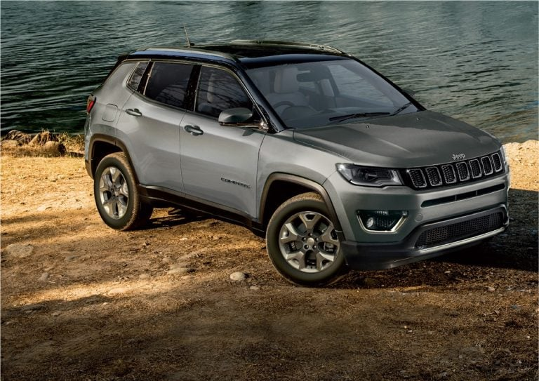 Jeep Launches Compass Diesel-Automatic; Price Starts From Rs. 21.96 Lakhs