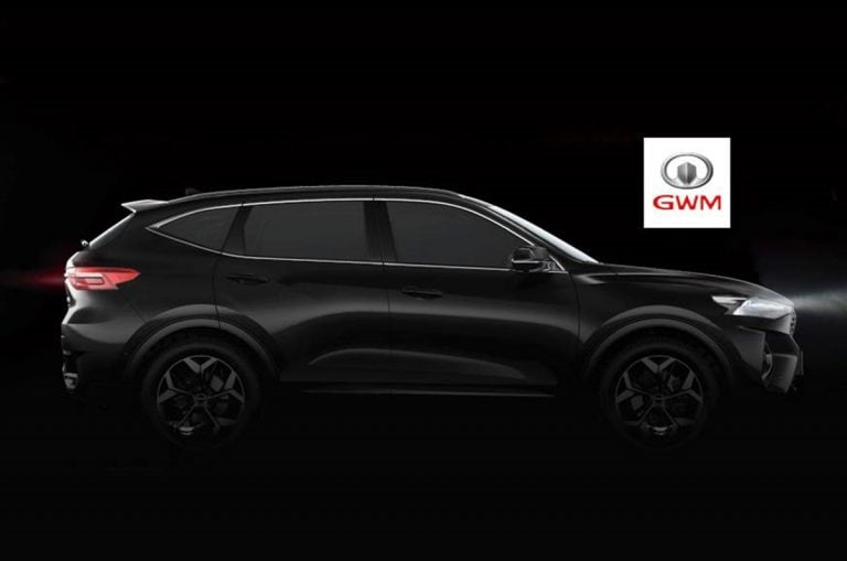 Great Wall Motors teases Haval Concept H SUV; Debut at 2020 Auto Expo