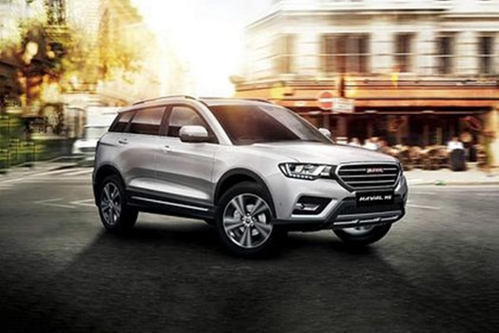 The Haval H4 will be followed by the H6 in India