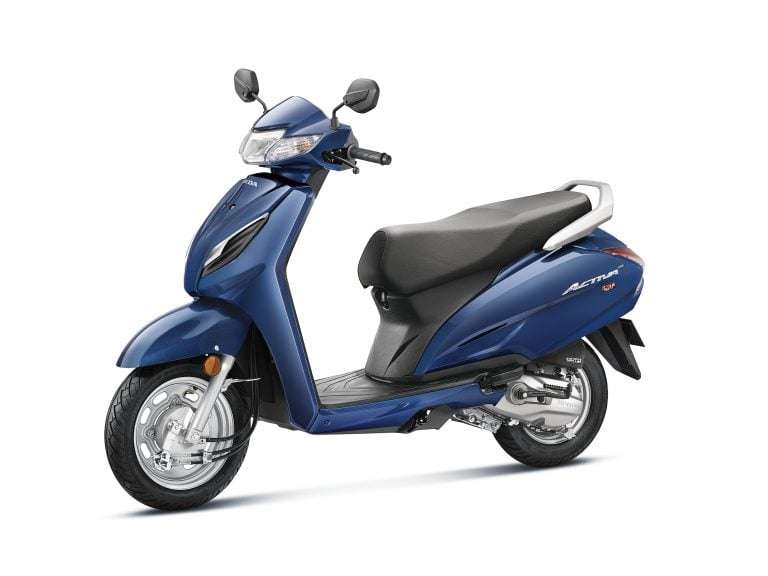 BS6 Honda Activa 6G Launched – What Are The Changes?