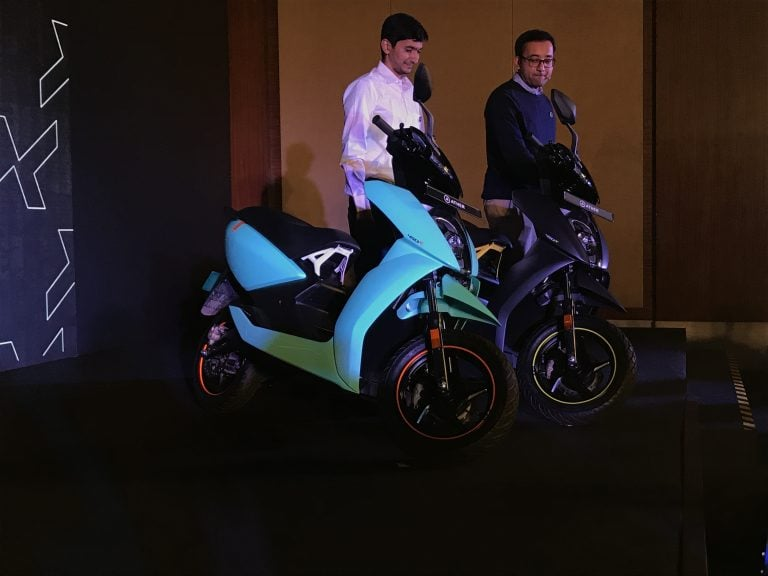 Ather 450X Electric Scooter Launched In India – Price, Range And Other Details
