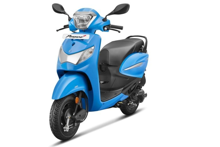 BS6 Hero Pleasure+ 110 FI launched in India for a price of Rs 54,800