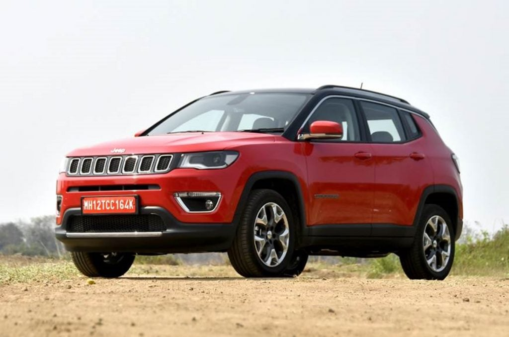 Jeep Compass diesel-automatic variant will be offered in Longitude and Limited Plus variants.