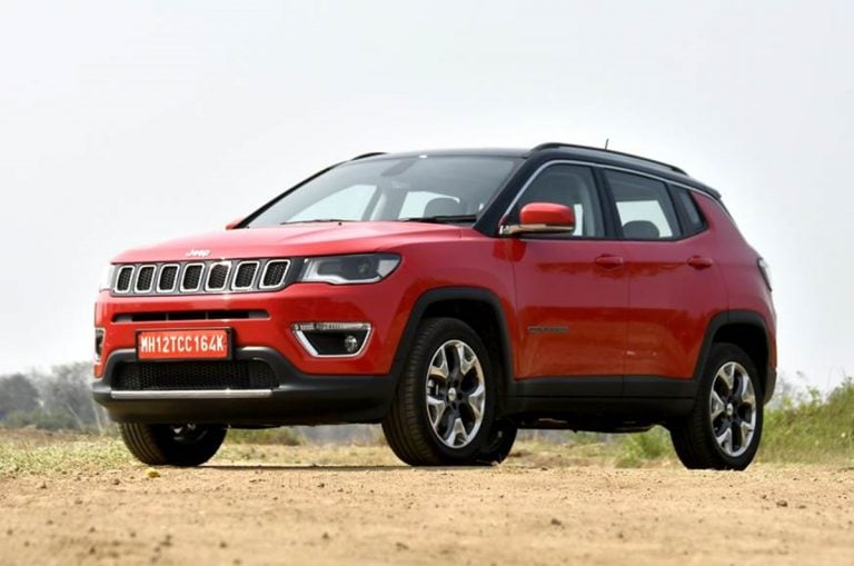 BS6 Jeep Compass Launched; Diesel  Price Hiked by Rs 1.1 Lakhs!
