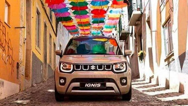 Maruti Suzuki Ignis Facelift will be Launched at the 2020 Auto Expo