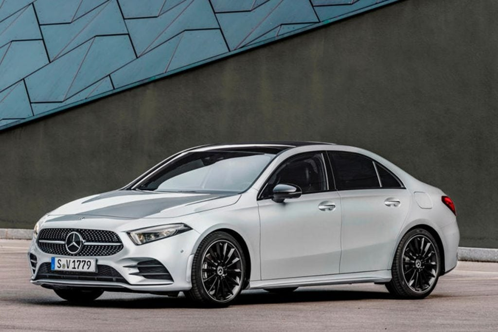 Among luxury upcoming cars at the 2020 Auto Expo, Mercedes will debut the A-Class sedan in India