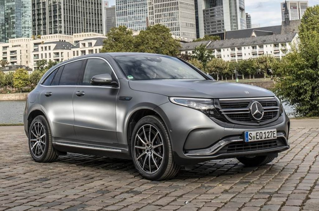 Mercedes Benz Will Debut Eq Sub Brand In India With Eqc Suv