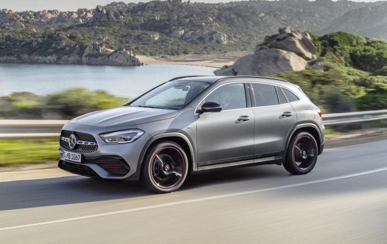 2020 Mercedes Benz GLA India Launch in Third Quarter of This Year