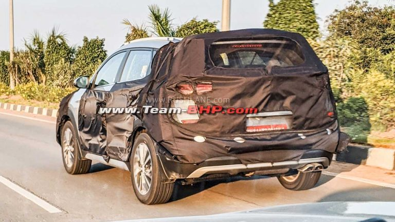 New 2020 Hyundai Tucson Spied; Might Be Seen At Auto Expo