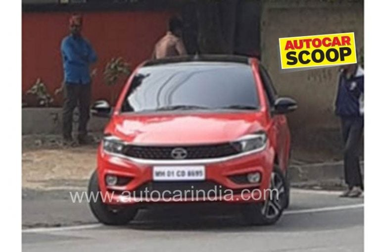 New Tata Tiago Facelift Design Leaked; Launch Expected Soon
