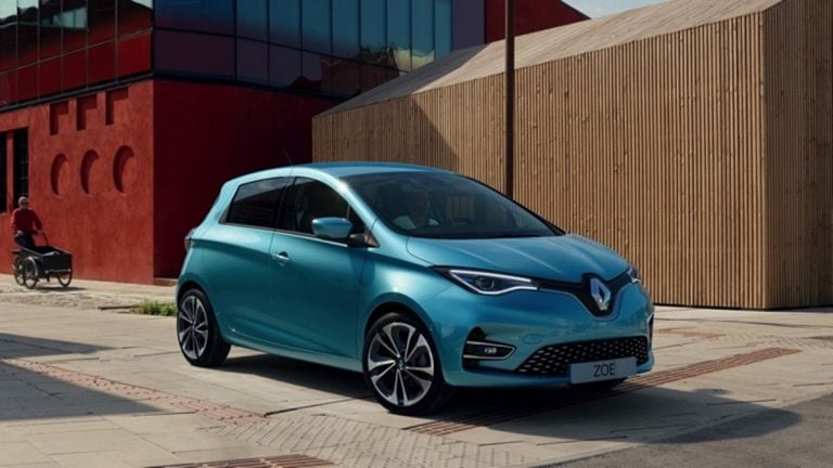 Renault is Planning to Bring the Zoe EV to India by 2020-2021