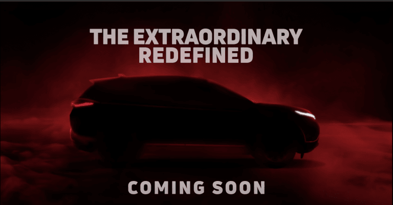 Tata Harrier Automatic Teaser Revealed; Launch At 2020 Auto Expo