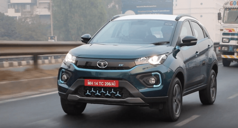 Tata Nexon EV Launched In India – Price, Range And Other Details