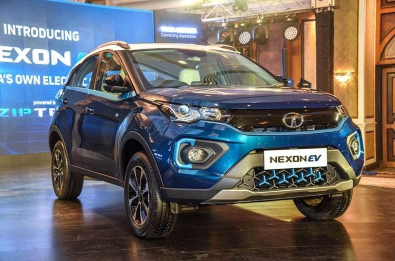 Tata Nexon EV will be launched in India on January 28, 2020