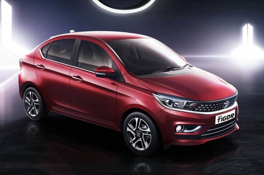 Tata Tigor facelift to be launched on January 22 as well.