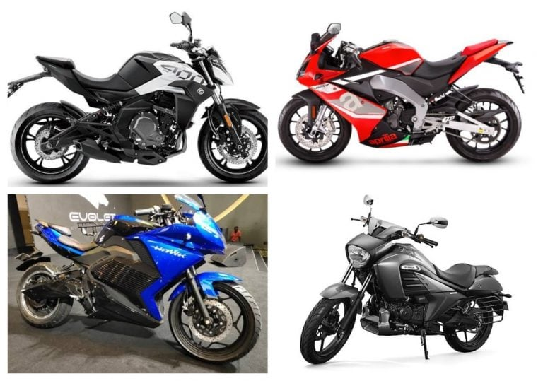 All Upcoming Two-Wheelers At The 2020 Auto Expo – Complete List