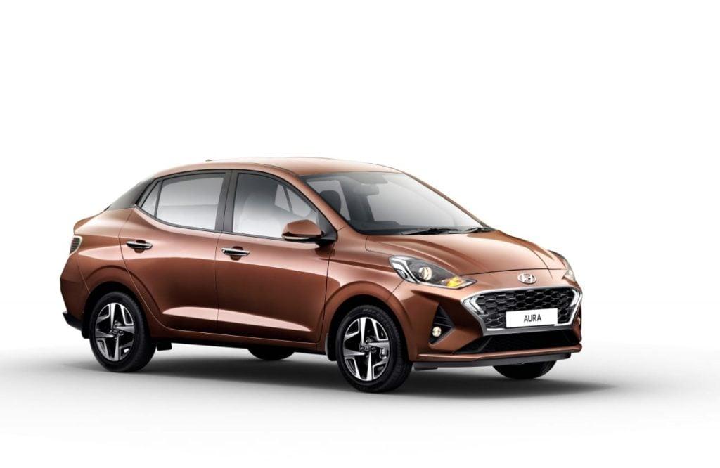 Hyundai Aura Price