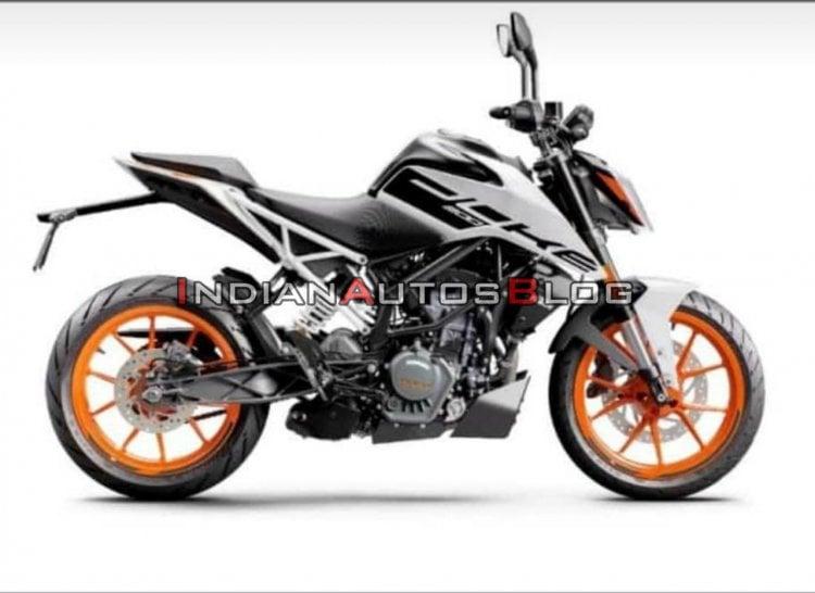 BS6 2020 KTM Duke 200 Styling Leaked; Launch To Happen Soon
