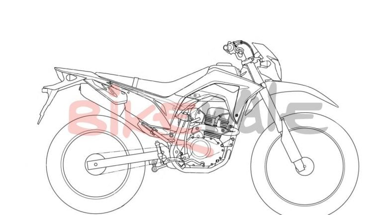 Honda Working On A 200cc Adventure Motorcycle To Rival Xpulse?