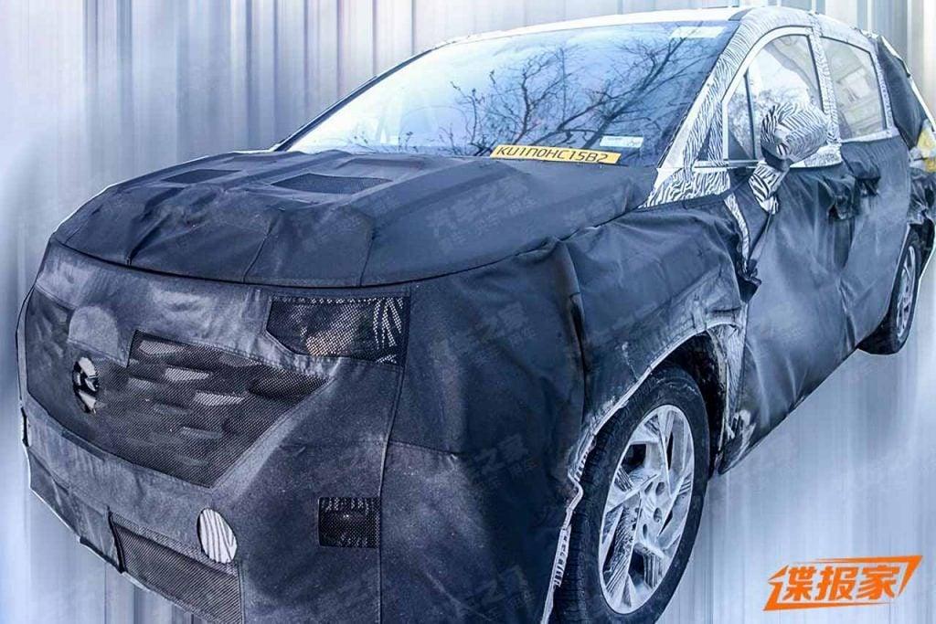 Nouveau Hyundai MPV
