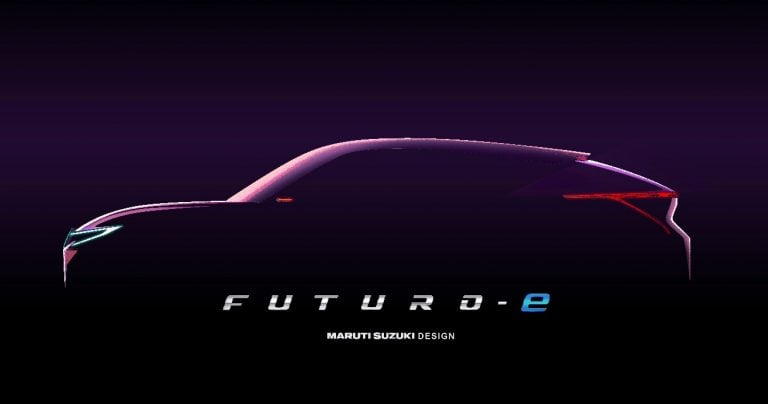 Maruti Suzuki Futuro-E Debut At 2020 Auto Expo; To Be A Coupe-SUV