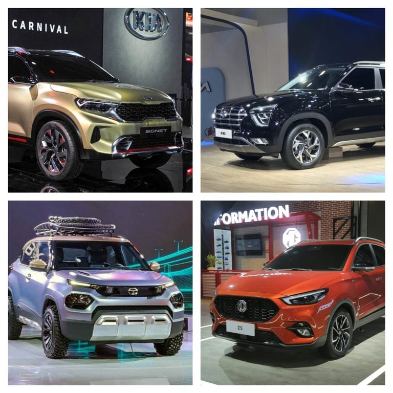 2020 Auto Expo – Top Ten Cars To Be Launched This Year!