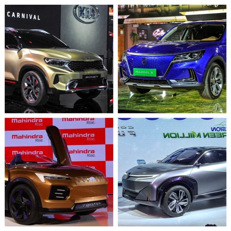 2020 Auto Expo – Here are the Best Concept Cars from the Show!