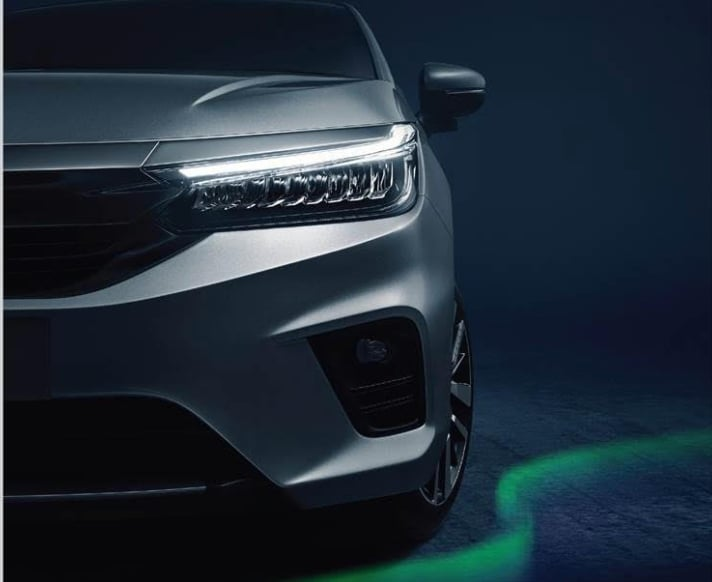 New 2020 Honda City Teased; Launch To Happen In April
