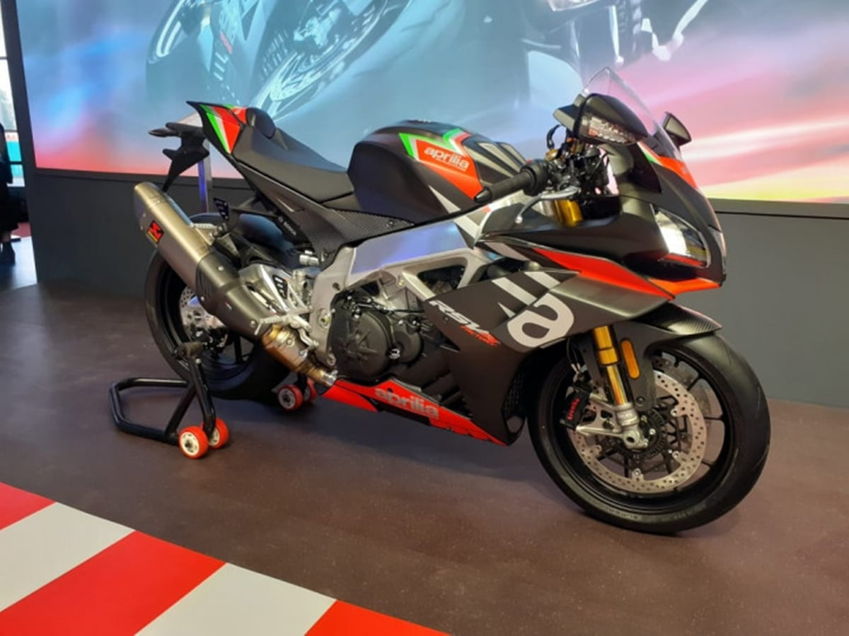 2020 Aprilia Rsv4 1100 Factory And Tuono 1100 Rr Price And Details